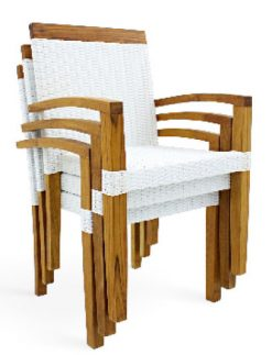 Corine Stacking Chair furniture