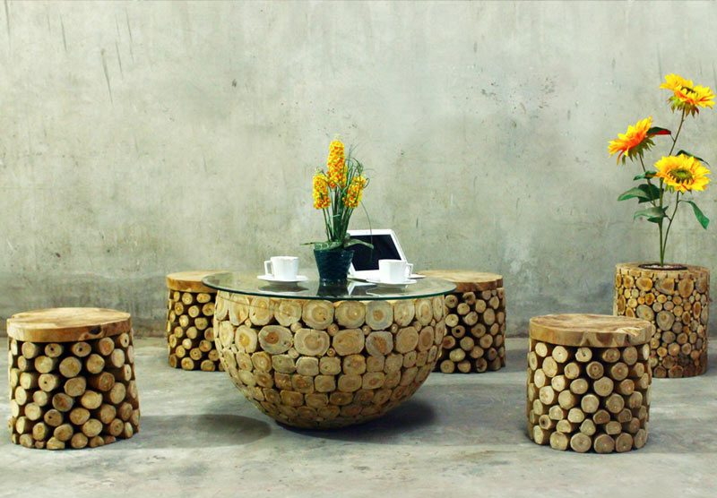 Indonesia reclaimed furniture, Recycle teak furniture, Wooden teak furniture