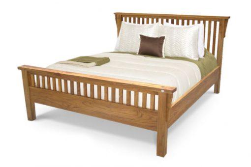 Semarang wooden bedroom