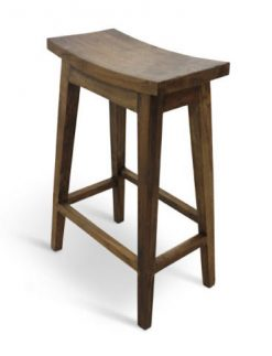 Vienna wooden bar stool