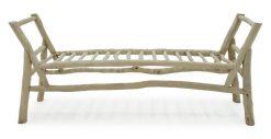 Atanu bench 120cm teak furniture