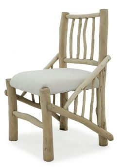 Rafi chair teak branch furniture