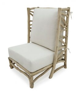 Sigra chair teak branch furniture