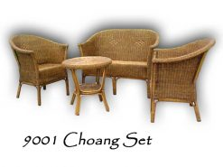 Bangladesh living room rattan furniture sets
