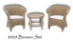 Tanzania living room rattan furniture set