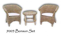 Tanzania living room rattan furniture set