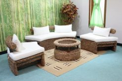 New Zealand living room rattan furniture sets