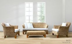 Montecarlo living room rattan furniture sets