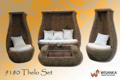 Venezuela living room rattan furniture sets