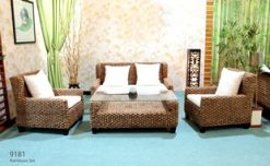 Asia living room rattan furniture sets