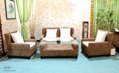 Asia living room rattan furniture sets