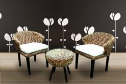Philipina living room rattan furniture sets