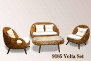 Pakistan living room rattan furniture sets