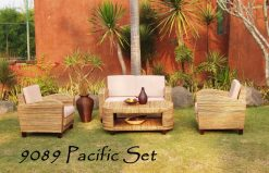 Bali rattan living room set 2021