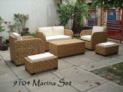 Spain rattan living room set