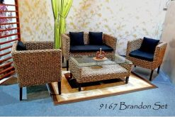 Yogyakarya rattan living room set