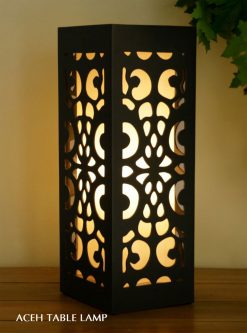 Dubai decorative table lamp