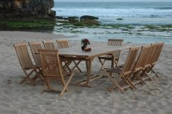 Alexandria table   classic chairs