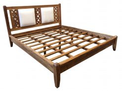 Cirebon wooden bed furniture