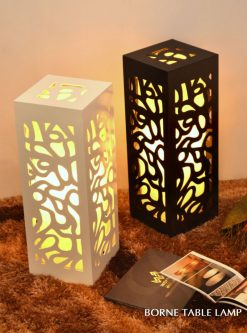 Maldives decorative table lamp
