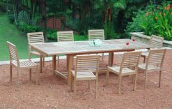 Cadiz with modusa oval table