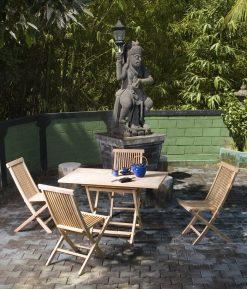 Classic outdoor furniture set