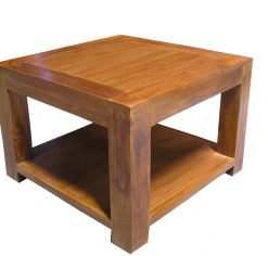 Marseille wooden coffee table