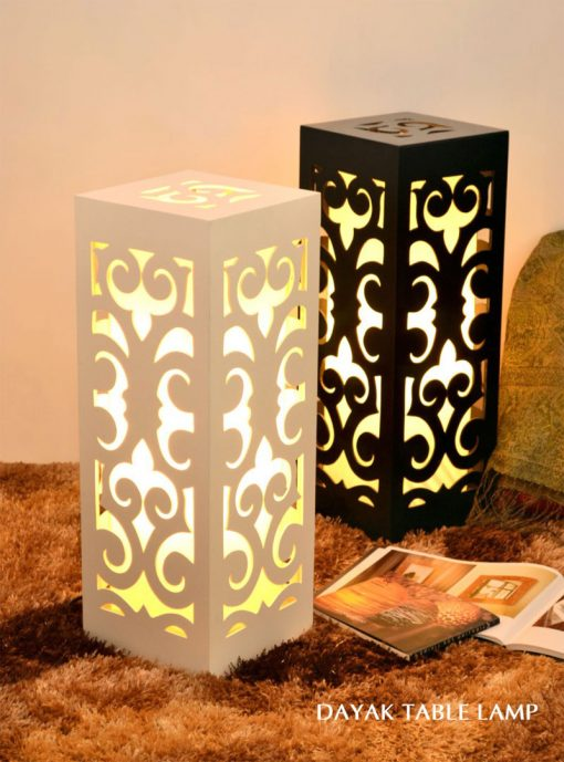 China decorative table lamp