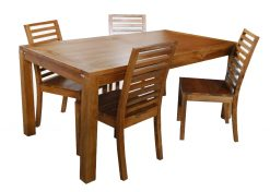 Dili dining set wooden