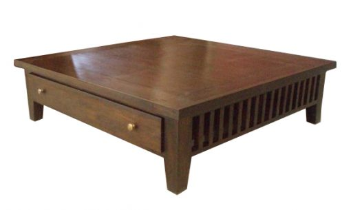 Saint wooden coffee table