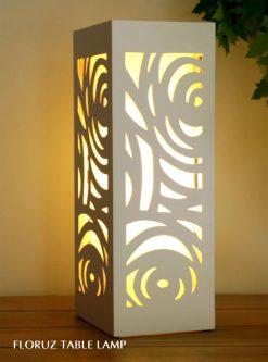 Bali decorative table lamp