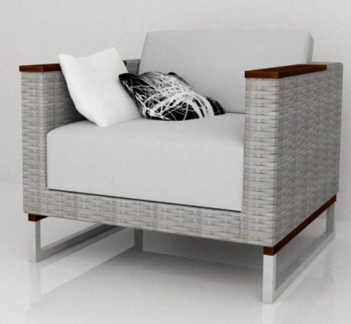 Abbyson Sofa Arm Chair