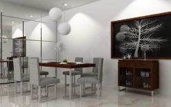 Bali Dining room furniture set
