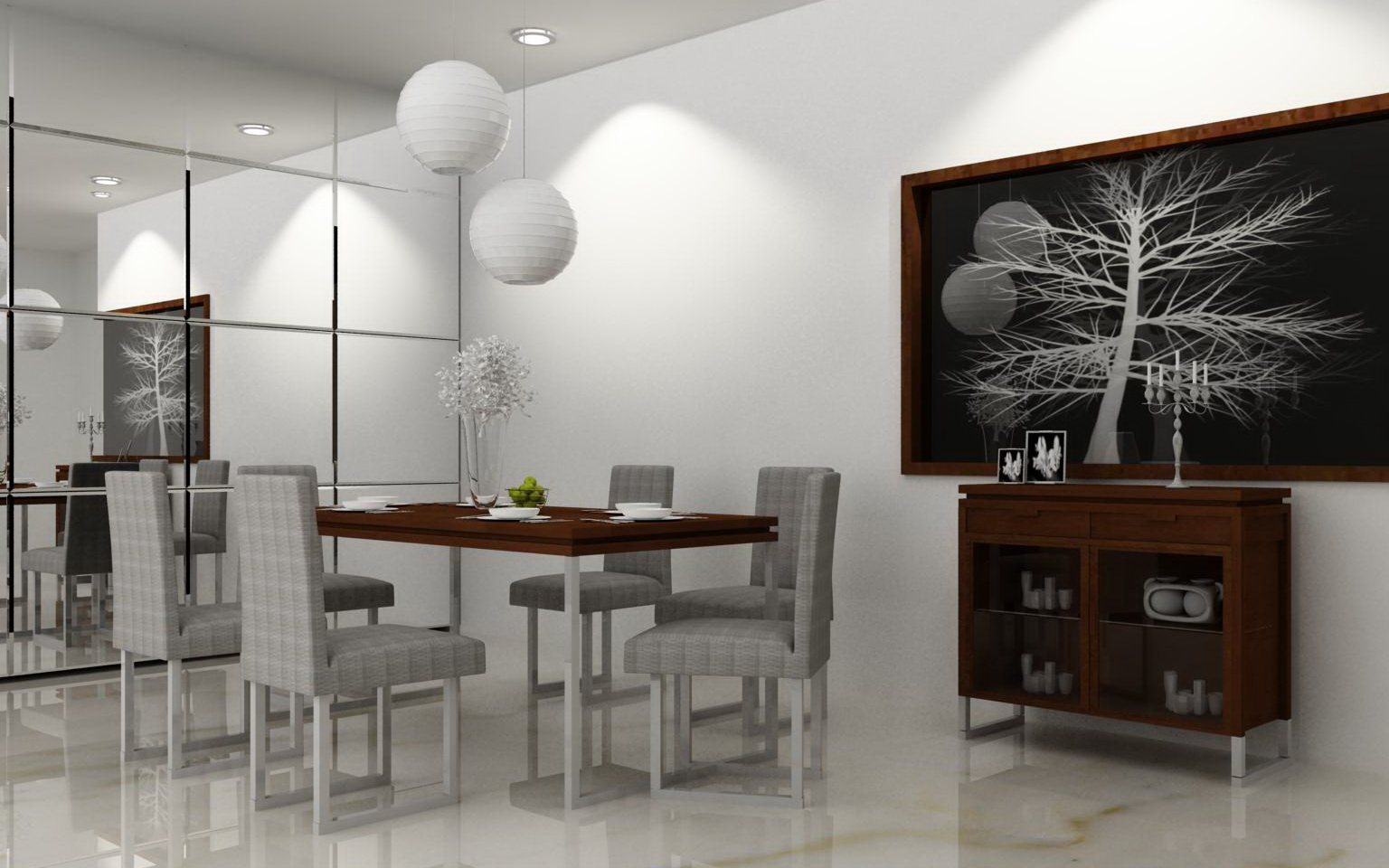 Bali Dining Room Furniture Set Dining Room Furniture