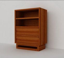 Darwin small wooden sideboard