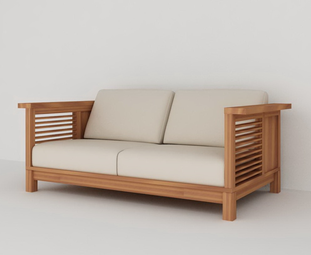 Singapore sofa 2 seater indonesia sofa for Couch jakarta