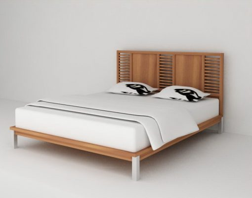 Dili wooden Bed furniture