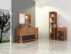 Dili bathroom furniture set