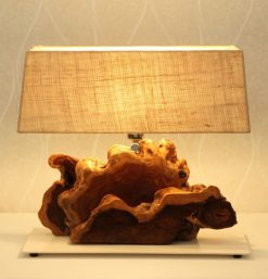 Hongkong decorative table lamp