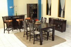 Mexican dining furniture set