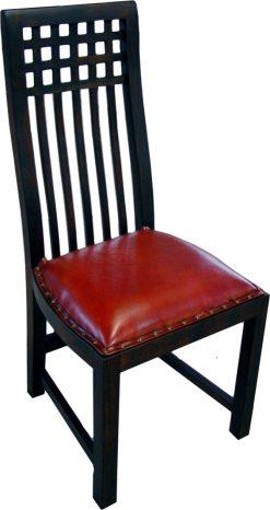 Minang Red Leather furniture