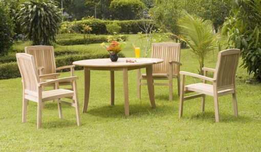 Teak  outdoor furniture 2019