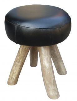 Osaka wooden stool
