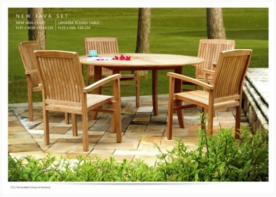 Garden furniture Indonesia, Wholesale outdoor furniture, Teak furniture Indonesia