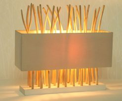 Indonesia decorative table lamp