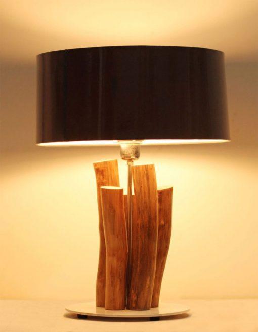 India decorative table lamp