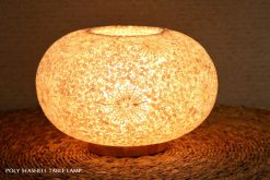 Lombok decorative table lamp
