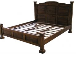 Palembang wooden bed