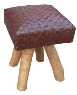 Toronto wooden stool