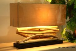 Cirebon decorative table lamp